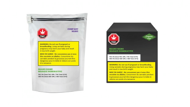 Cannabis Packaging Examples