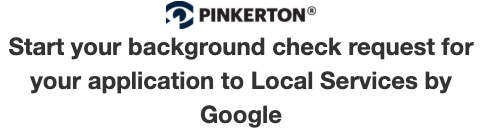 Pinkerton Background Checks
